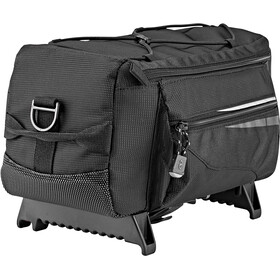 Norco Ohio Luggage Carrier Bag Top clip black